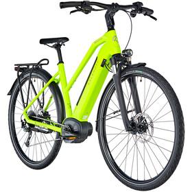 Kalkhoff Endeavour 5.B Move - Vélo de trekking électrique - Trapez 500Wh vert